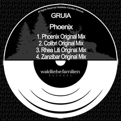 Gruia - Phoenix (Original Mix)