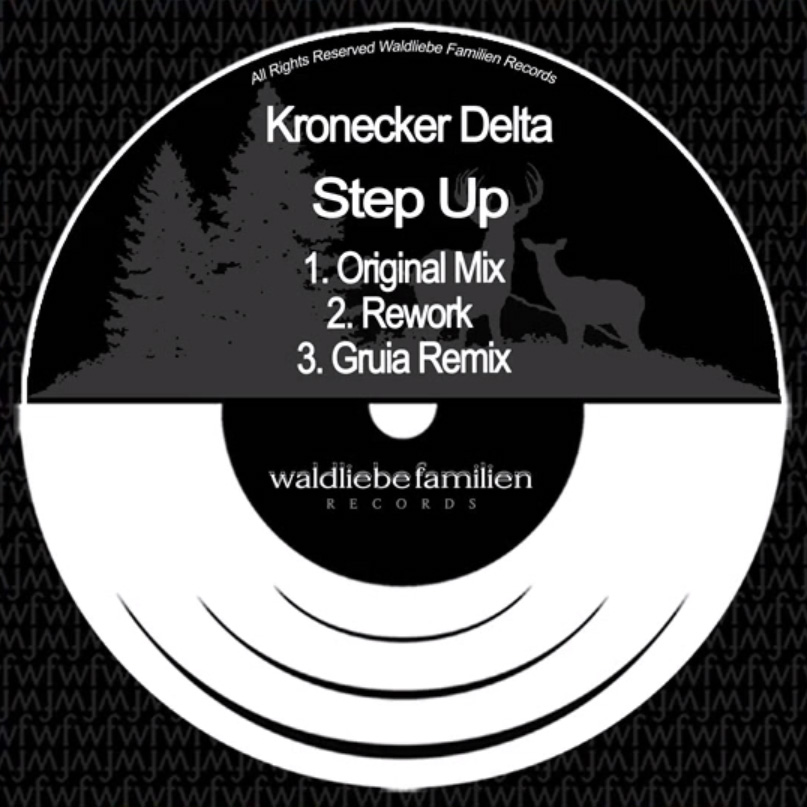 Kronecker Delta - Step Up GRUIA Remix